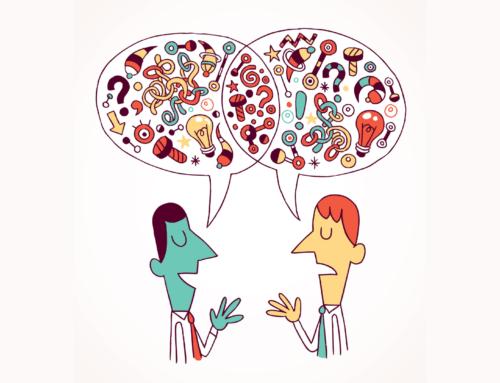Stop writing… start talking